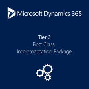 Dynamics 365 Implementation Plan 3