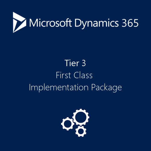 Dynamics 365 Implementation Plan First Class