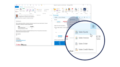 dynamics 365 features