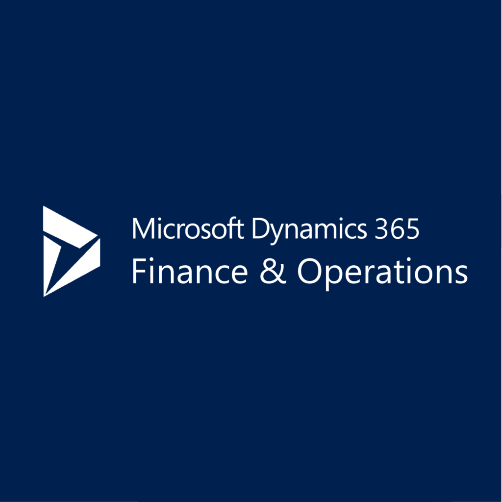 Microsoft Dynamics 365 Finance and Operations